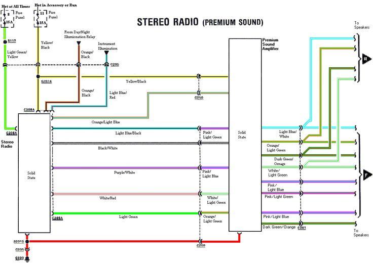 toyota corolla 2004 radio wiring diagram Google Search