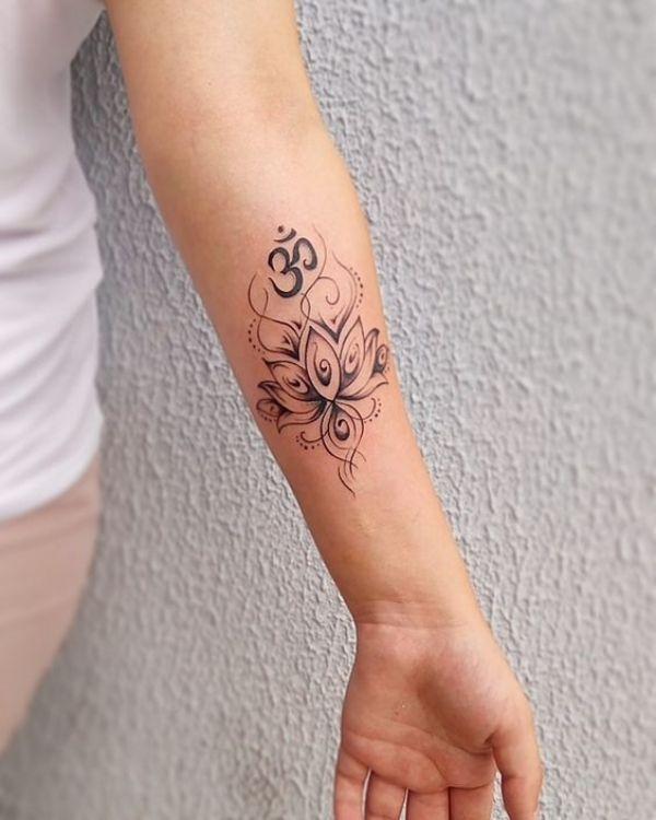 Spiritual Om Tattoo Designs Om Tattoo Design Om Tattoo Tattoo Designs