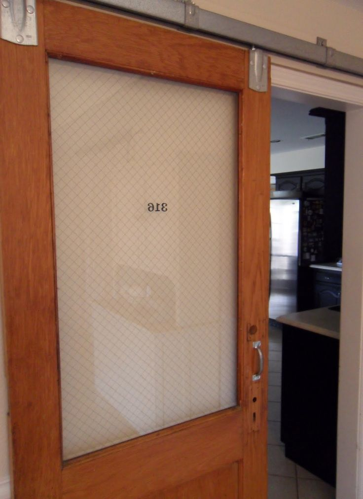 Best 10+ Barn door track system ideas on Pinterest | Screen door ...