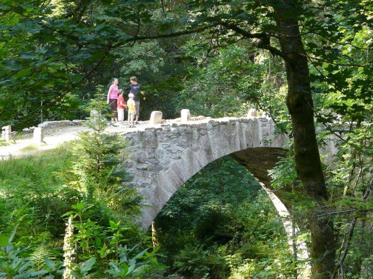 Pont des Fées Gerardmer                                                                                                                                                                                 Plus