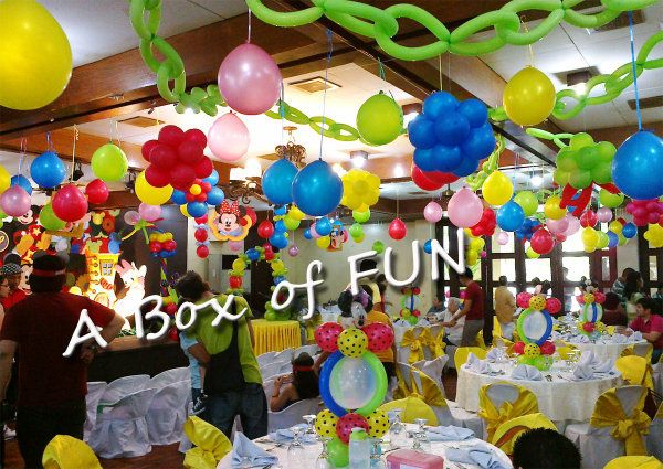 Mickey mouse clubhouse birthday mickey mouse party mickey mouse clubhouse birthday mickey - Images of kiddies decorated room ...