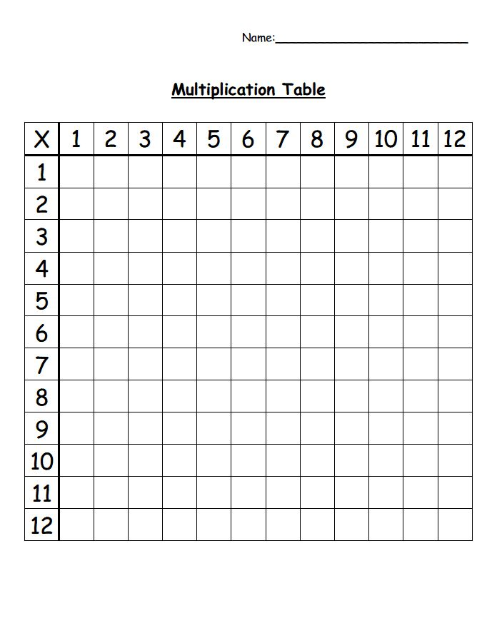 Best 25 Times Table Grid Ideas On Pinterest