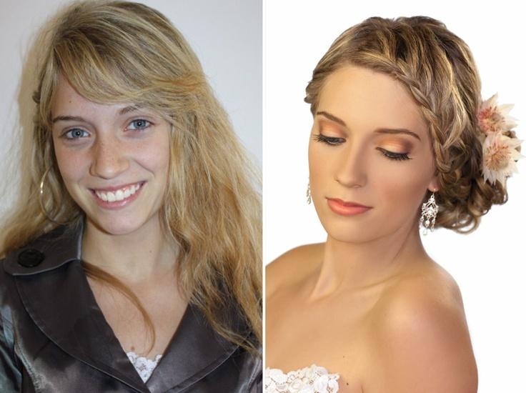Lynette van Zyl  Hair & Make-Up Artist  Before & After  Photo 3