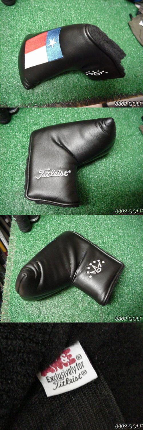 Club Head Covers 18930: New Titleist Scotty Cameron Custom Texas Flag Mid Mallet Putter Headcover -> BUY IT NOW ONLY: $119.99 on eBay!