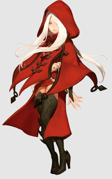 ✧ #characterconcepts ✧ Argenta-Recent - Choi Won Chun Illustrations - Dragon Nest SEA Wiki
