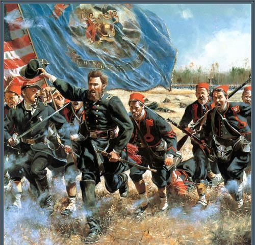 picketts charge essay Landmarks of the gettysburg battlefields (new) – students must use the process of elimination, problem solving, and logic to successfully label the important points.