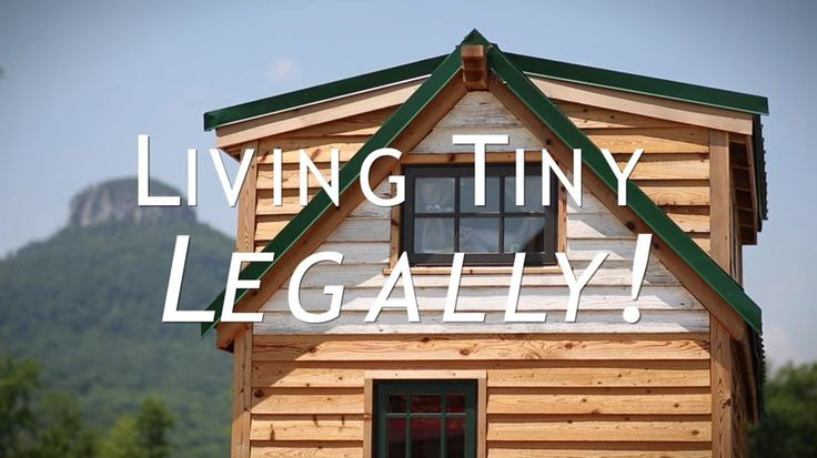 You're probably one of many people who desperately wish it was easier to live in tiny houses legally without having to move across the country. Right now, there are places to live tiny, but t…