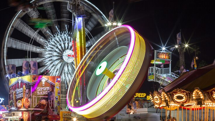 Pomona, Sep 24: LA County Fair