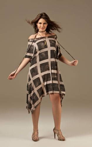 #plussize....not my size, but I found it cute.