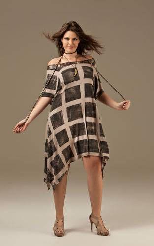 vestidos variados gorditas