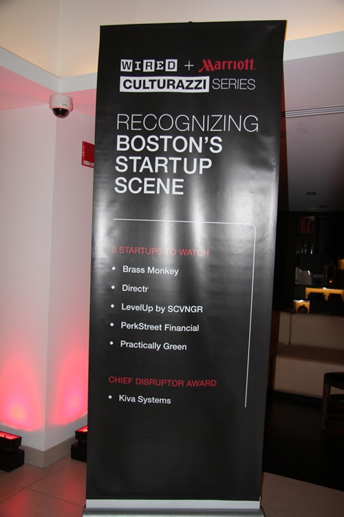 The Marriott MeetUp: Five Startups to Watch, featured host and champion of the startup world, Alexis Ohanian #Culturazzi