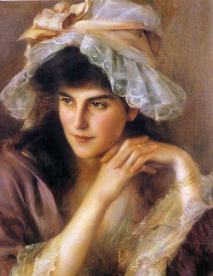 Albert Lynch - 1851/1912 - Pintor Peruano.