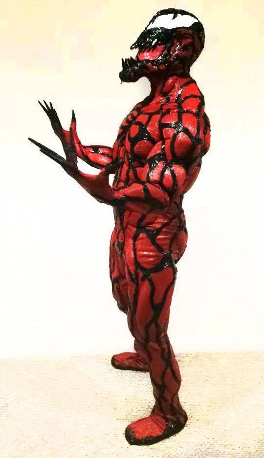 Carnage talking to his hands. www.xsuits.us #costume #cosplay #cosplayers