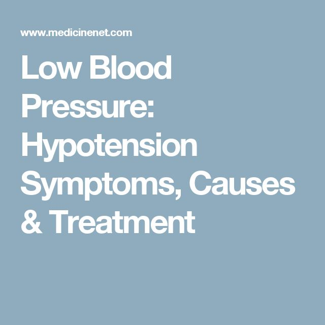 Viagra causing low blood pressure