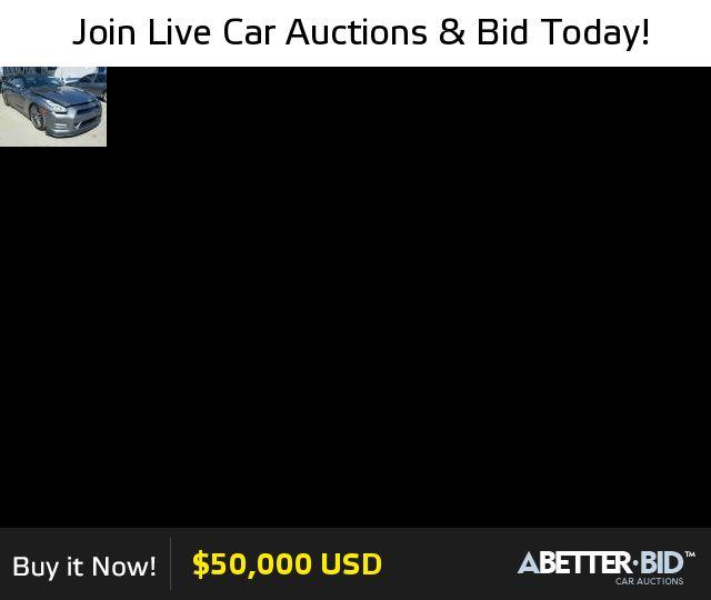 Salvage  2016 NISSAN GTR for Sale - JN1AR5EF0GM290282 - https://abetter.bid/en/25191397-2016-nissan-gt-r_premi