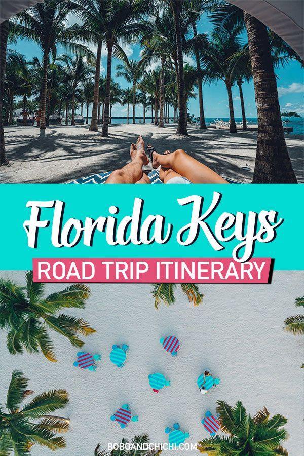 The Perfect 5 Day Florida Keys Road Trip Itinerary Florida Keys Road Trip Florida Keys Travel Florida Keys Resorts