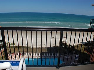 Direct Oceanfront Penthouse Condo On Beautiful New Smyrna BeachVacation Rental in New Smyrna Beach from @homeaway! #vacation #rental #travel #homeaway