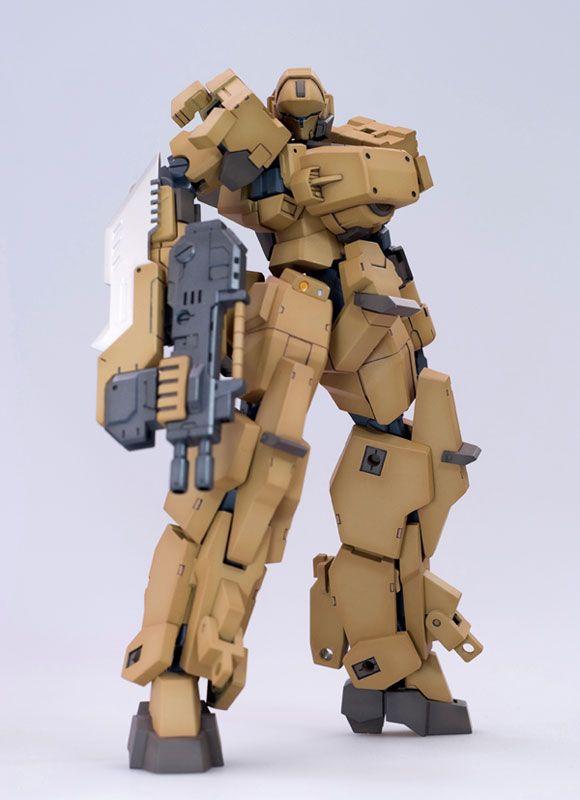 Frame Arms 32-5 Zenrai 1/100 Plastic Model(Tentative Pre-order)