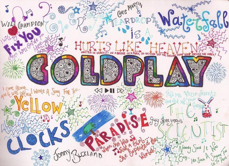 Coldplay Fan Art