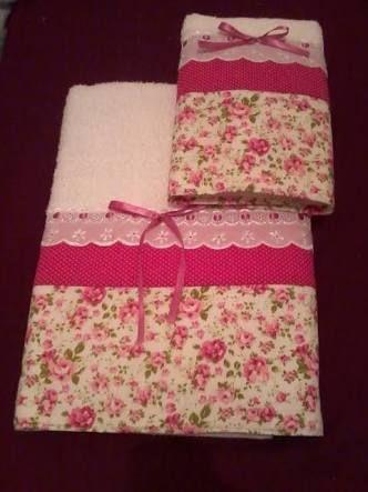 Resultado de imagem para toalhas de banho em patchwork masculinas