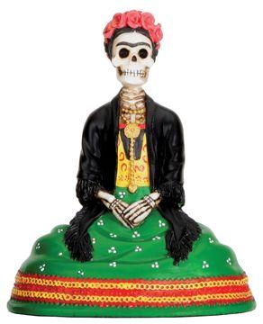 El Dia de Los Muertos - Frida
