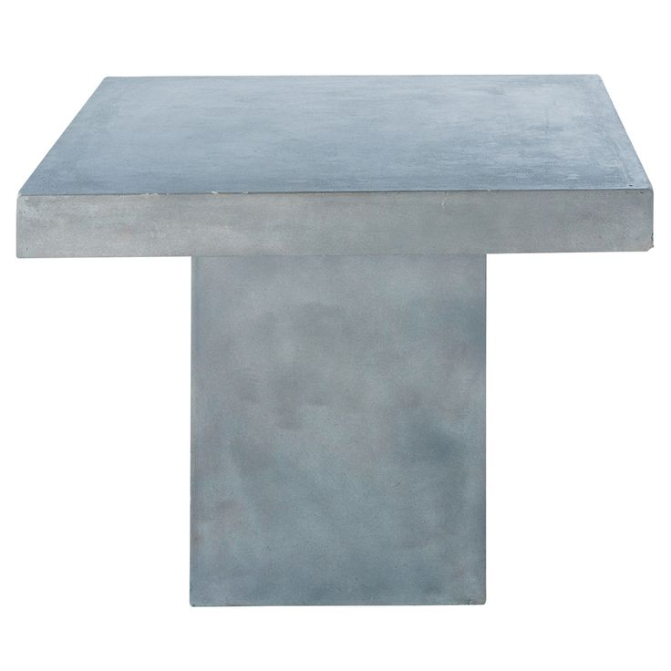 square dining table light grey mineral with beton mineral castorama. Black Bedroom Furniture Sets. Home Design Ideas