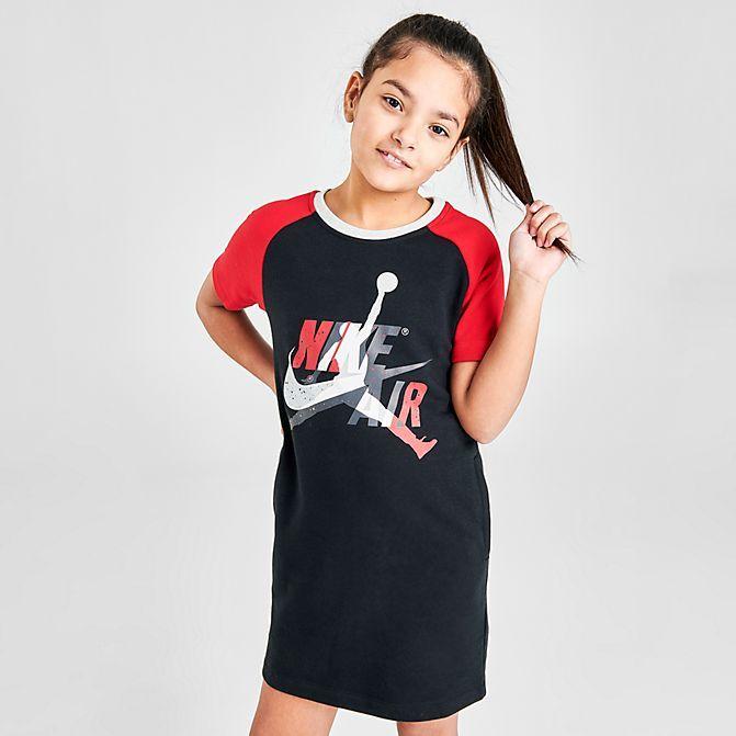 Girls' Jordan Mashup Dress| Finish Line