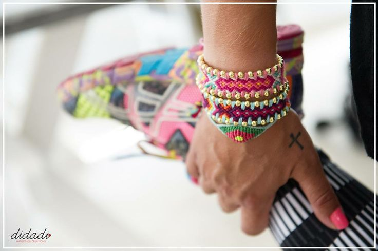 #Didadi #Friendship #Bracelets at #Omberon © Vicky Lafazani