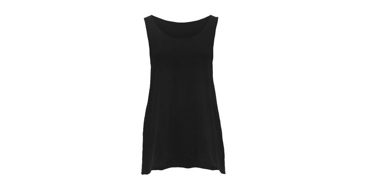 Metalicus | Alexi Swing Tank in Jet Black Jet Black