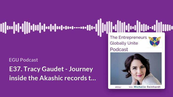 E37  Inside the Akashic records to find Your Next Best Step.