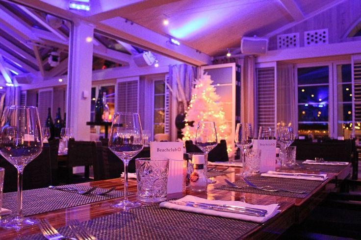Dinner at Beach Club O.