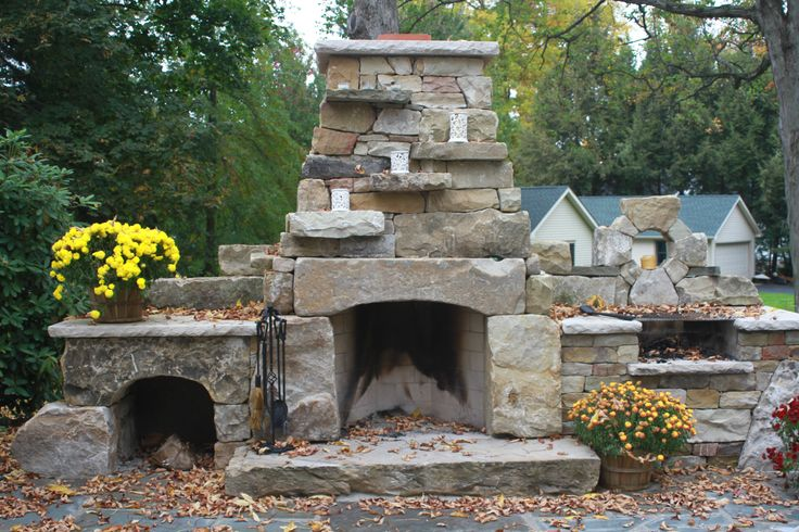 Outside Stone Fireplace Ideas: 17 Best Images About Rumford Fireplace On Pinterest