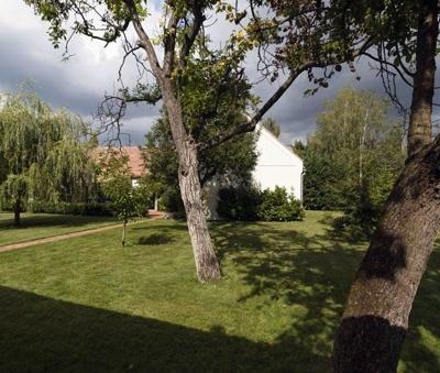 Garden - Luxury Villa Art at Lake Balaton