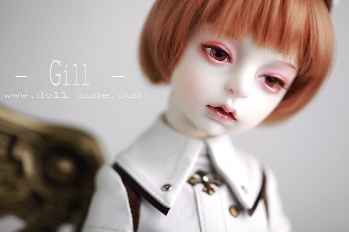 DOLL ZONE DOLL Gill (Normal Body Version) DOLKSTATION