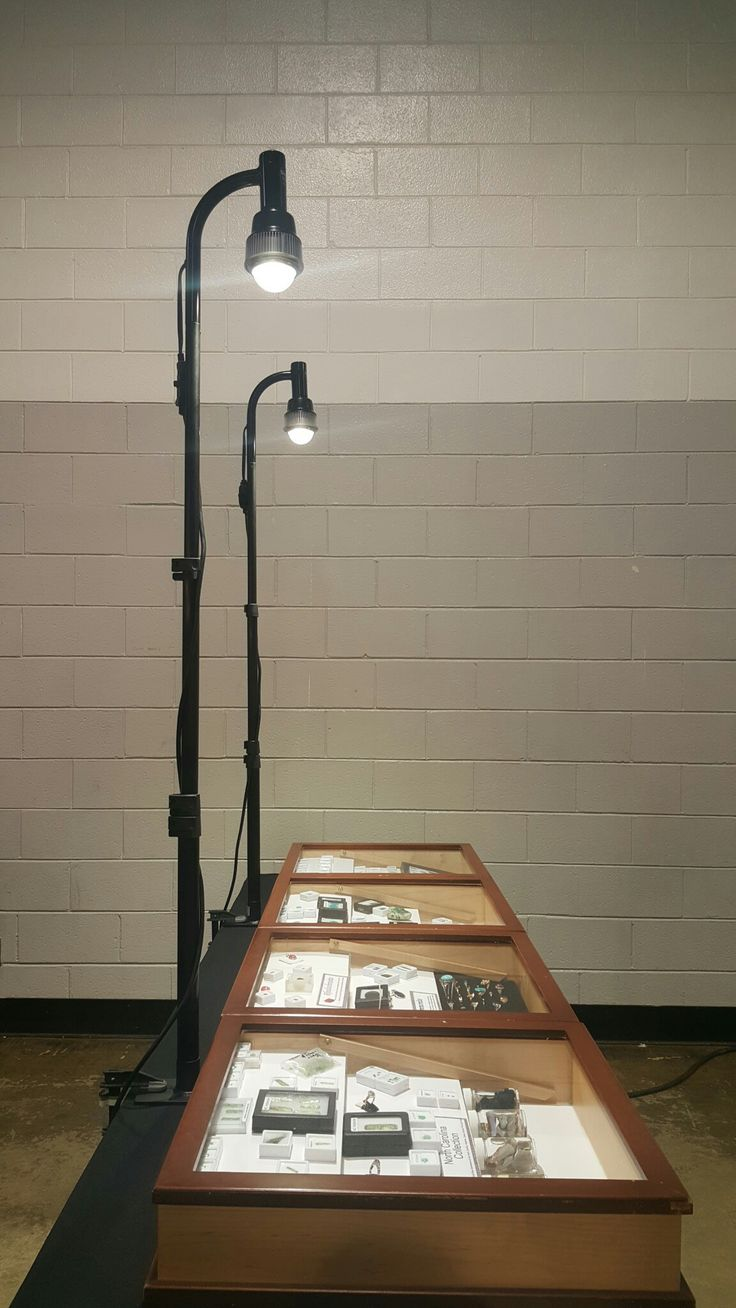 Clamp Led Lamps Craft Show