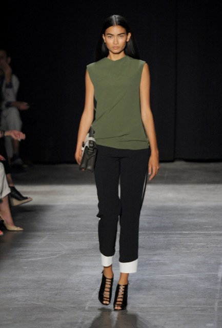 25 Best Narciso Rodriguez Spring 2015 Images On Pinterest