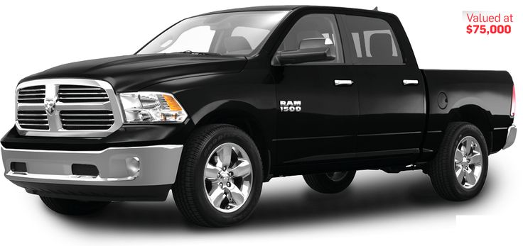 WIN a 2016 RAM 1500 SLT DIESEL Contest