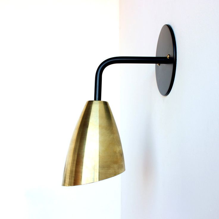 Onefortythree shaded wall sconce