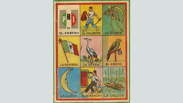 political advertising and merchandising in mexico