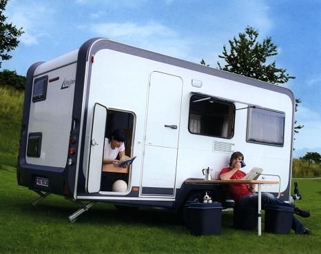 Mini Living: The Best Small Trailers - Trailer Valet # ...