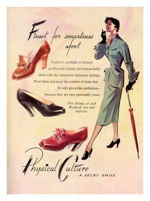 1950s Footwear for Women | 1950S WOMENS SHOES - WOMEN SHOES