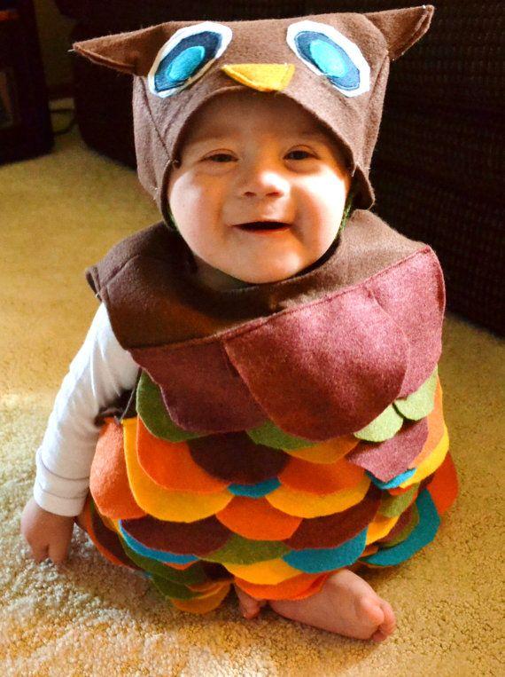 baby halloween costumes ideas owl google search - Baby Owl Halloween Costumes