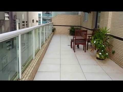 GONZAGA APARTAMENTO Padrão, Médio 2 dormitórios Garden de 60m² Garagem na escritura 2 suítes 136,00 m² de área útil 1 vagas na garagem