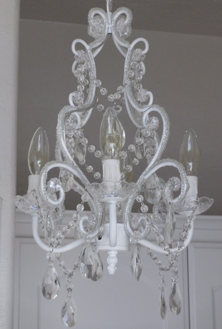 Cruisin Over Sixty: Shabby Chic Chandelier