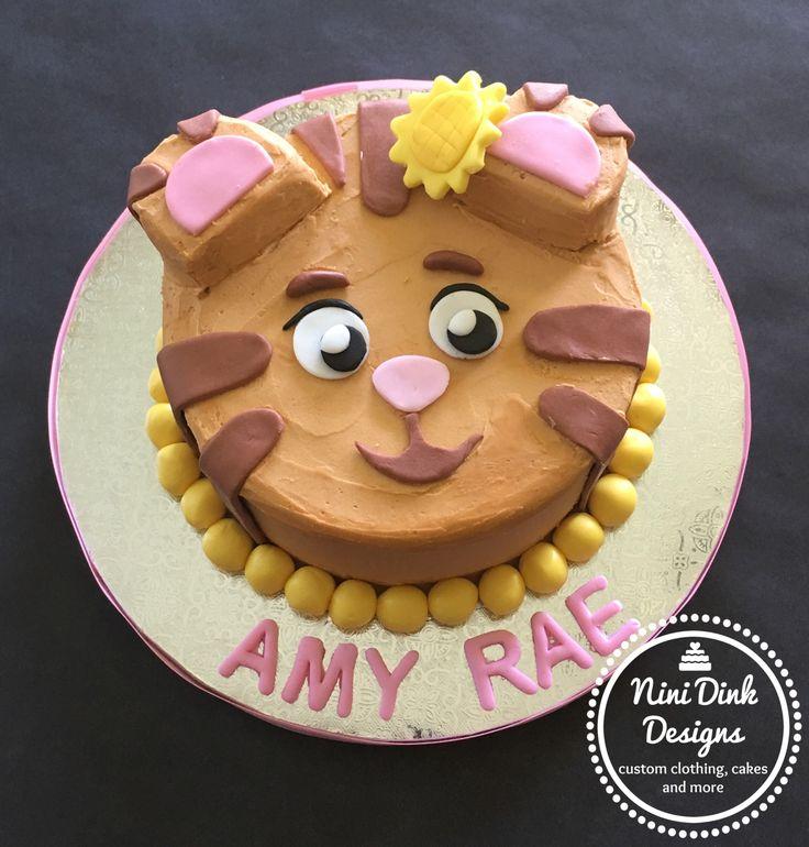 Daniel Tiger Baby Margaret Smash Cake My Cakes Daniel