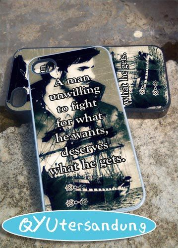 Once Upon a Time Captain Hook quotes  iPhone by QYUtersandung, $15.00