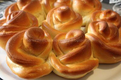 Le    ricette    di    Claudia  &   Andre : Challah...ovvero il pane tradizionale ebraico