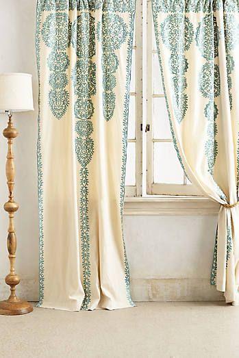 Marrakesch Vorhang