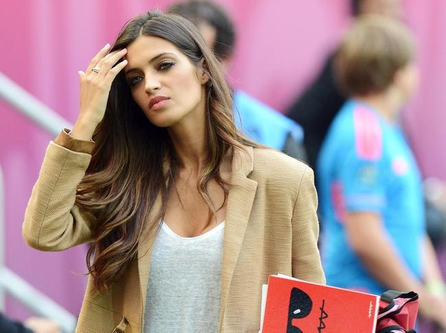 Sara Carbonero, petite amie d'Iker Casillas.