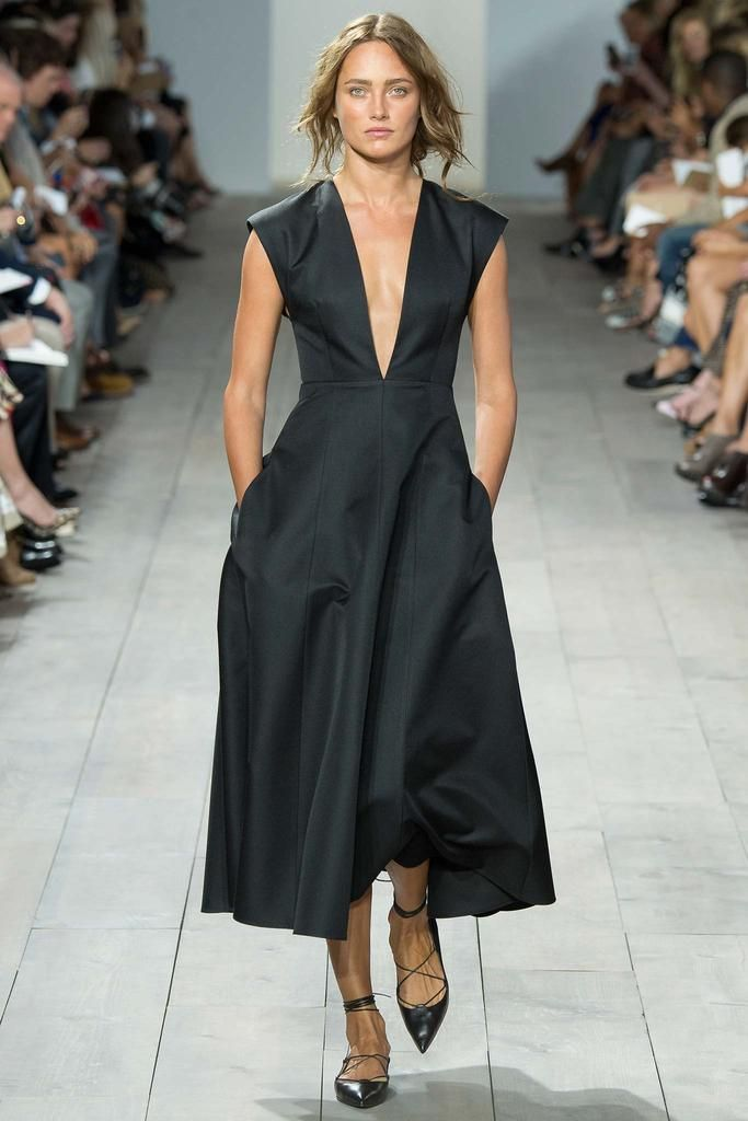 Michael Kors Spring 2015 Ready-to-Wear - Collection - Gallery - Look 56 - Style.com
